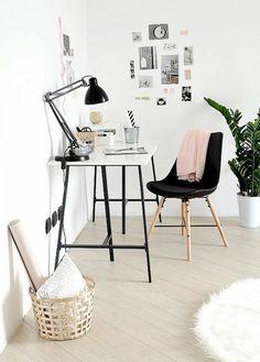 Home Sweet Home: Mein neuer Arbeitsplatz | Arbeitsplätze, Neuer ...