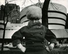Bill Cunningham: Facades - the Guggenheim