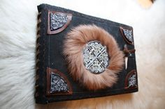 "travel journal ""Journey"" by Quendiart on Etsy"