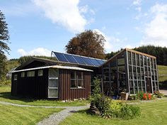 Solar Hot Water Argyll
