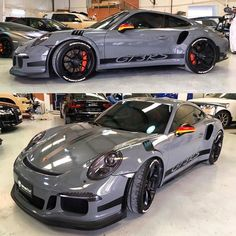 Porsche 911 RS Travel In Style - A Nice looking new car Porsche 911 Gt3, Porsche Carrera, Porche 911, Carrera S, Luxury Sports Cars, Exotic Sports Cars, Sport Cars, Exotic Cars, Porsche Sports Car