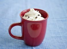 I was browsing through the ice cream aisle at the grocery store when I came up with the inspiration for this mug cake. I love the java chip ice cream flavor by Starbucks and thought it would be fun to recreate it as an easy mug cake. A sweet coffee cake base, sprinkled with mini …