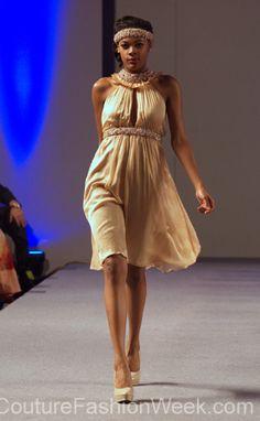 Tiffany McCall 꾸뛰르 패션위크 뉴욕 봄컬렉션 2013 #패션위크#패션#꾸뛰르#TiffanyMcCall#스타일#여자#모던디자이너#모델#패션쇼#뉴욕