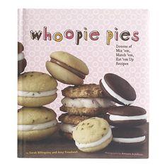 """""""Whoopie Pies"""" Cookbook"""