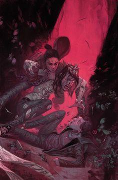 Geek-Art.net, ↳ The Last of Us: American Dreams #1-4 by Julian...