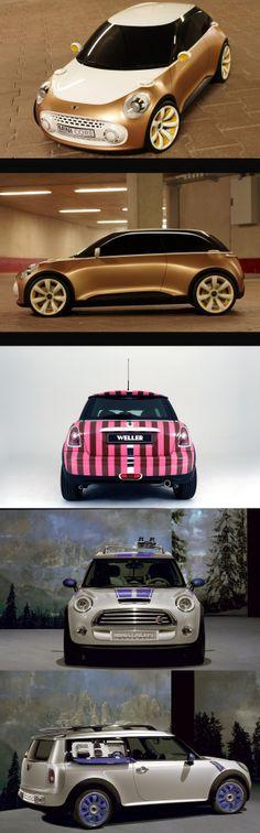 Mini Cooper Concept Detroit