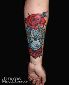 Tatuagem no Antebraço Tattoo (118)