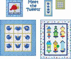 Meet+the+Tweets-+by+Amy+Bradley+Designs-+Quilting+PatternsSECONDARY_SECTION%2436.00%3A+Fabric+Patch%3A+Patchwork+Quilting+fabrics%2C+Moda+fabric%2C+Quilt+Supplies%2C%A0Patterns