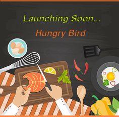 Online Restaurant, Product Launch, Bird, Birds