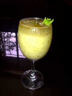 aam paana- delicious mango drink to combat Indian summer Mango Drinks, Yummy Drinks, Indian Summer, Tableware, Desserts, Food, Tailgate Desserts, Dinnerware, Deserts