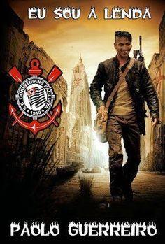 Sport Club Corinthians Paulista - Paolo Guerrero, The Legend