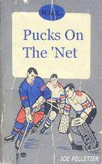 Joe Pelletier's new ebook: Pucks On The 'Net - Just $3.99!