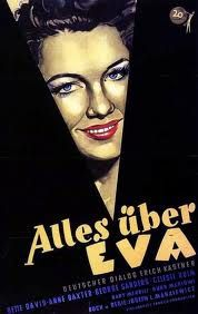 All About Eve German Poster