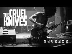 "HOLY SMOKES. This new track from British band The Cruel Knives is pure rock and roll FIRE. ""Squeeze"" is taken from the band's debut EP, available now: buy it here. The Cruel Knives is: Tom Harris, Sid Glover, Rob Ellershaw, and Al Junior. https://youtu.be/ef-oHpZ0xVc The Cruel Knives Facebook / Twitter"