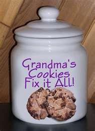 .Grandma's chip chocolate