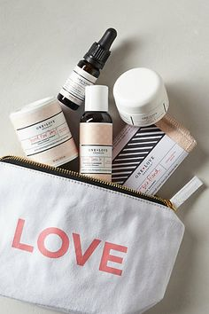 Guess who is now available at Anthropologie? It's One Love Organics! <3