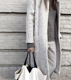 MINIMAL + CLASSIC: grey wools
