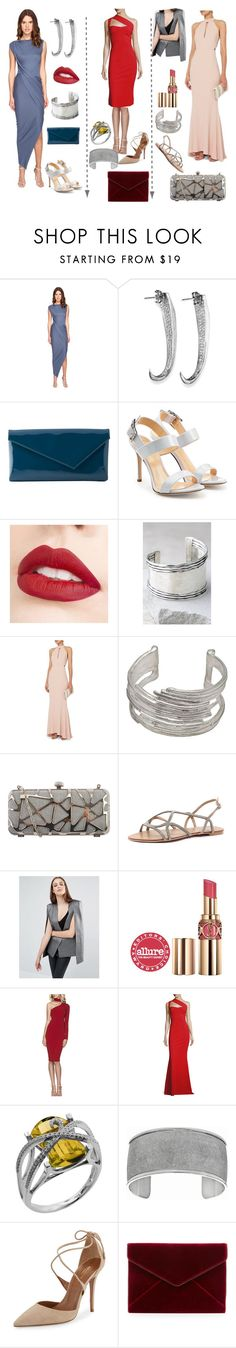 """""""SuYa_formal+cocktail"""" by skugge ❤ liked on Polyvore featuring Vivienne Westwood, Ona Chan, L.K.Bennett, Giuseppe Zanotti, Jouer, LULUS, Exclusive for Intermix, 1-100, J. Furmani and Billini"""