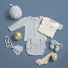 Discover traditional, high-quality clothing from Pepa & Co for newborns. Our classic looks feature quintessentially British designs; including cotton sleeping bags, cosy knitted sets and newborn essentials. Matching Sweaters, Baby Bloomers, Baby Girl Shoes, Newborn Outfits, Girls Hair Accessories, Girls Rompers, Boys Shirts, Baby Knitting, Knitwear