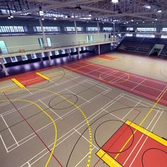 #Esportscourts: In line with our vision to encourage higher standards in sports facilities in the country, we've given a partial sponsorship to University of Asia and the Pacific to see the completion of a large seamless sports floor in the campus. A multi-purpose court, the facility is the first to have an international regulation-size futsal court in the Philippines. #indoorsports #sportsflooring