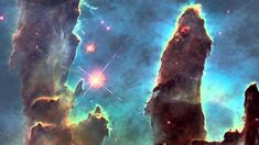 The NASA/ESA Hubble Space Telescope has revisited one of its most iconic and popular images: the Eagle Nebula's Pillars of Creation. This time Hubble has not. Nasa Photos, Hubble Images, Hubble Pictures, Carina Nebula, Orion Nebula, Helix Nebula, Andromeda Galaxy, Eagle Nebula, Hubble Space Telescope