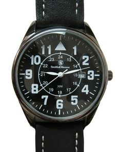 Smith & Wesson Civilian Watch Black