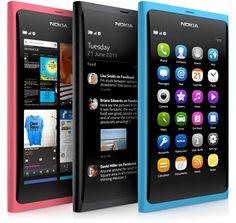ノキアが未来を託すはずだった MeeGo 搭載スマートフォン N9 を発表しました。    プラットフォームには前述どおり Linux ベース、Qtフレームワークを利用した MeeGo を採用。