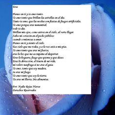Poemas de amor y desamor! Espero les gusten. Dale LIKE a www.facebook.com/NIRojasauthor para mas.