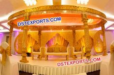 #New #Design #Wedding #Roshani #Mandap #Dstexports