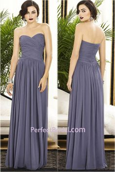 Long option- love then fitted bodice  Dessy Bridesmaid Dresses - Style 2880   A PerfectBridal Company