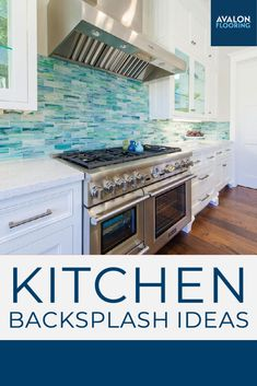 Tile is an excellent choice for a kitchen backsplash, as it is both highly functional and aesthetically pleasing. Adding a tile backsplash with a fun color, texture, or design between your cabinets and countertops will immediately draw your visitors' eyes in. But with so many tiles and styles on the market, how do you know what design to select for your kitchen? Take a look at our recommendations to find the perfect tile backsplash to complete your kitchen design.
