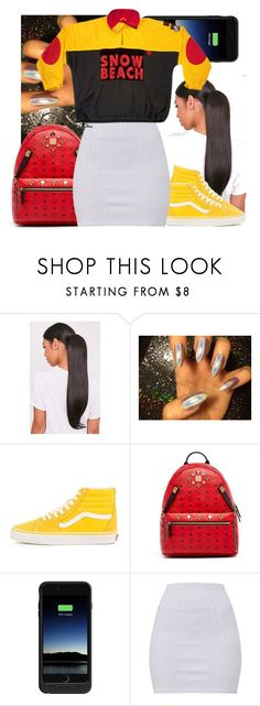 """""""Tired Of The Bs"""" by b-a-b-y-g-ii-r-l ❤ liked on Polyvore featuring MCM, Mophie and Polo Ralph Lauren"""