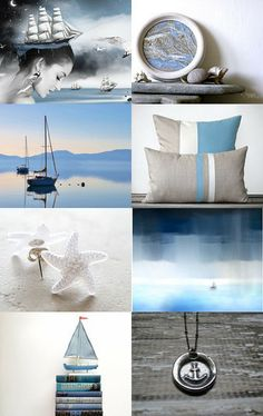 Brave: Let's Sail Away ~ by Gayle on Etsy ~