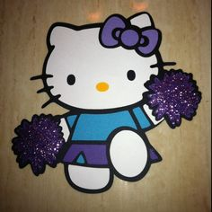 Hello kitty circuit cut out