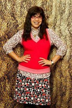 TV show fashion history - Ugly Betty - America Ferrara.jpg