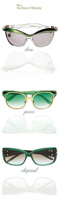 ~Dior, Gucci, Chopard Sunnies   my sunglasses