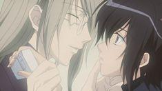 Soubi&Ritsuka Loveless Anime, Manga Anime, Fan Art, Guys, Wallpaper, Couples Images, Anime Girls, Wallpapers, Sons