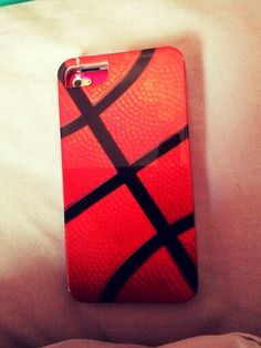Basketball i-phone case from Rue 21