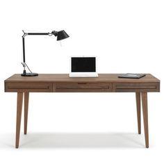 "Highland Work Desk 64"" Walnut, $995, now featured on Fab."