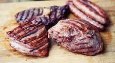 UTBENET LAMMELÅR SOUS VIDE Sous Vide, Steak, Cooking, Food, Baking Center, Koken, Meals, Yemek, Steaks