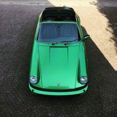 Porsche Carrera 3.0 Targa
