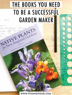 The books you need to be a successful garden maker