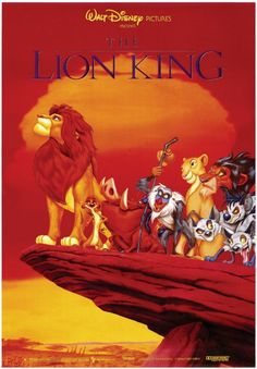 El Rey León - Disney