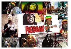 Nathan Oliver: Reggae Genre Mood Board Analysis: