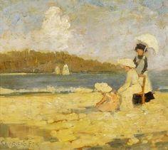 Ethel Carrick Fox (1872-1952) British Australian Artist ~ Blog of an Art Admirer