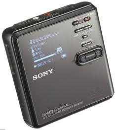 MiniDisc Sony MZM100 - www.remix-numerisation.fr - Capture Transfert Numérisation et sauvegarde durable d'enregistrements Audio et Vidéo - Rendez vos souvenirs durables