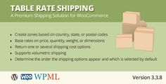WooCommerce Extensions - Table Rate Shipping has the ability to add multiple rates for a given customer based on a variety of conditions set by admin. These can include shipping destination, cart subtotal, item shipping class, price, weight, and so much more.