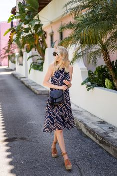 Little Blonde Book by Taylor Morgan | A Life and Style Blog : Florals and Espadrille Wedges