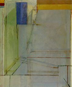 Richard Diebenkorn, Ocean Park No 41.