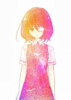 Galaxy Misaki Mei~ edit